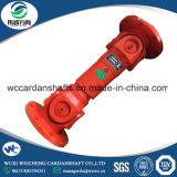 Wuxi-Fabrik-Verkaufs-Kardangelenk-Welle für industrielle Anwendungen