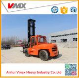 10 Tonnen-Gabelstapler \ Gabelstapler \ Dieselgabelstapler \ Gabelstapler