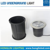 RGB LEIDENE van de Verlichting van het landschap 30W Ondergrondse Verlichting