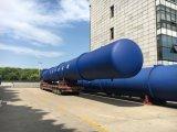 50, 000-450, 000m3 por o ano AAC esterilizaram o bloco de cimento ventilado que faz a autoclave