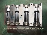 Animale domestico della bottiglia di olio delle 4 cavità che fa stampaggio mediante soffiatura/che modella macchina