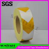 Cinta reflexiva de la evidencia del carro auto-adhesivo del grado del diamante de la cinta Sh512 de Somi