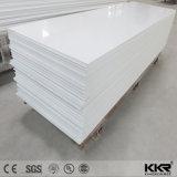テーブルの上のための建築材料の純粋で白い修正された固体表面
