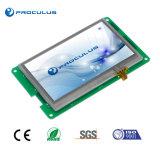 module du TFT LCD 4.3 '' 480*272 avec l'écran tactile résistif