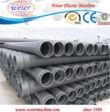 PVC管の放出ライン