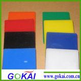 China Gokai profesional confiable 1-30mm emitidos los fabricantes de lámina de acrílico