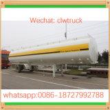Rohöl-Dieselerdöl-Transport-Tanker-halb Schlussteil des Kraftstoff-45cbm
