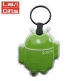 개인화된 PVC 열쇠 고리 제작자 주문 축구 Keychain