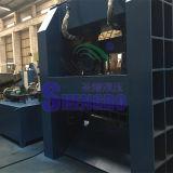 Máquina de estaca de alumínio automática hidráulica da placa