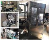 De Film van pvc krimpt de Machine van de Etikettering van de Koker voor Ronde & Vierkante Flessen