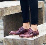 Los hombres de cuero de vaca zapatos extravagantes, China Mens Zapatos de Vestir formal