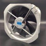 Ventilador axial de enfriamiento de la CA de las láminas del metal de la ventilación Sfm28080