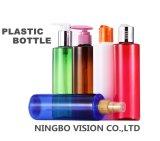 250ml 8oz Zylinder-Form-Haustier-Flasche