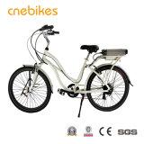 リチウム電池が付いている最も安い26インチ電気都市バイク