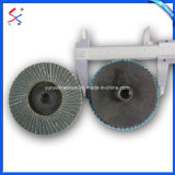 Disco abrasivo de uso de polimento de rodas de forma plana para venda