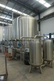 ROの水満ちるラインのための純粋な水処理機械