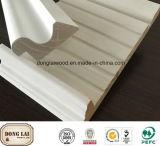 Cadre de porte en bois massif imperméable OEM pour décoration intérieure