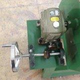 De hand Overhellende Oven van het Smelten van metaal voor Ijzerhoudend en Non-ferroSmelten van metaal