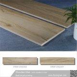 Baumaterial-hölzerner Porzellan-Fußboden-innere oder äußere Wand-Fliesen (VRW12N2207, 200X1200mm)
