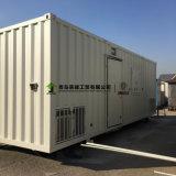 ISOの輸送箱のプレハブの家