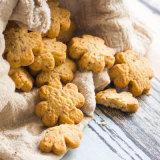 100g Koekje van de Koekjes van het Aroma van de Amerikaanse veenbes van het fruit het Boter