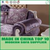 Lavrou moderno mobiliário Furshing Chesterfield sofá de tecido de Canto