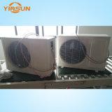acondicionador de aire solar de la C.C. de 18000BTU 48V, acondicionador de aire accionado solar del 100%