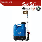 15L Multi-Function Dynamoelectric Electric Knapsack Pressure Car Washer Sprayer (SX-MD15DC)
