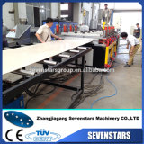 Maquinaria de la junta de espuma de Celuka PVC / WPC de corteza de la junta de espuma de PVC línea de maquinaria de extrusión
