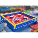Table de combat gonflable Sport Game / Inflatable Bouncy Boxing Rings