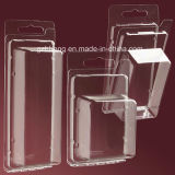 China Manufacturer Customized Various Shapes Clear Plastic PVC/PP/PET Box (Faltenpaket)