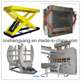 목공 멜라민 합판 제품 기계를 만드는 최신 압박 기계 합판 생산 라인 합판