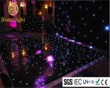 Акриловые панели звездным танцевальном зале для проведения свадеб Disco DJ освещения сцены