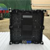 P3.91 높은 정의 경조 LED 영상 벽 전시 500X500mm