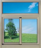 Resistere alla finestra di scivolamento di alluminio di corrosione