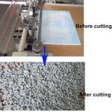 Schaum-Gewebe-Gummisilikon-Blatt-Ausschnitt-Maschine (Kuss geschnitten)