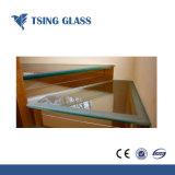 8mmのシャワー室のドアのための酸のエッチングされた緩和されたガラス強くされたガラス