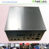De Delen van de Vervaardiging van het Metaal van het Blad van het Metaal van het Roestvrij staal van de douane voor CNC het Knipsel van de Laser