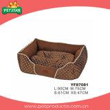 De in het groot Bedden van de Hond, het Bed van de Hotdog (YF87081)