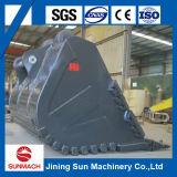 証明のSumitomo Sh280の掘削機のための石様式のバケツ