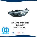 KIA K3 Cerato 2014 Фары 92102 92101-A7000-A7000
