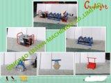 Машины сплавливания приклада машины Shr-250 надувательства машина стыковой машины хорошей пластичной гидровлическая