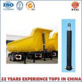 La construction partie le cylindre hydraulique pour le camion-, chargeur