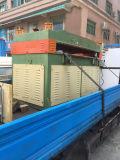 Используемый автомат для резки TPE TPR резины PVC Taiwai Huen Chen кожаный (60T)