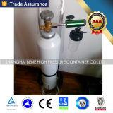 Stahl-/Aluminiumzylinder-Sauerstoffbehälter mit Zubehör