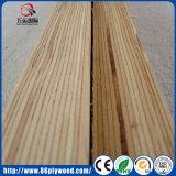 Andamio de madera de pino duro tablón de madera para construcción Builinding LVL