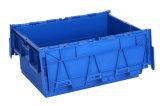 container In bijlage van het Deksel van 600X400X260mm de Maagdelijke pp Gemaakte