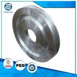 O OEM forjou discos de aço forjados em branco com fazer à máquina do CNC
