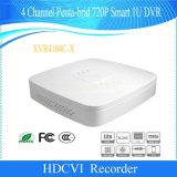 4 canaux Dahua Penta-Brid 720p H. 264 H. 265 enregistreur vidéo numérique (XVR4104C-X)