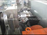 Saiou 기계장치 PE PP 필름 작은 알모양으로 하기 기계